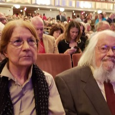 Dad at the Carol Burnett Show 2018