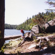 Boundary Waters - 1991