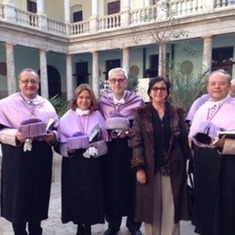 University Valencia November 2015 Doctorate Honoris Causa