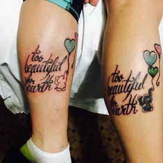 mama and sissys tattoos