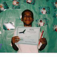 2005 Student of the Week