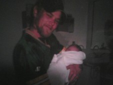 the birth of his daughter Jaydn Bailey