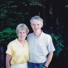 Shirley and John