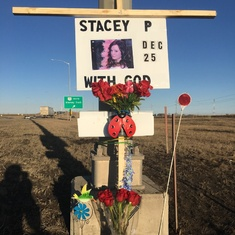 Lovely Stacey - gone too soon