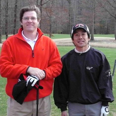 Golf League 2008