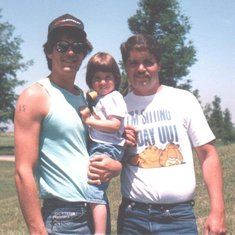 my first year at seafair watching to blue angels with dad and uncle joe