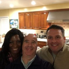 SharePoint Saturday San Diego 2018 speaker dinner with Tom Nedra Allmond and Brian Culver