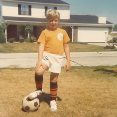 Tom Shafer - Soccer in Belleville