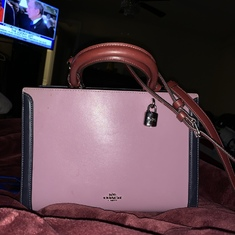The purse I carry in your memory!:) love your forever !until I see you again I will always miss you :)