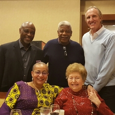 December 2016 Phytica Inc. meeting-- Walker Williams, Paul Lartey, Alexandra Graham, Diane Winn, Erich Eiselt