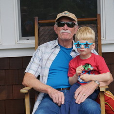 Papa and Nathan